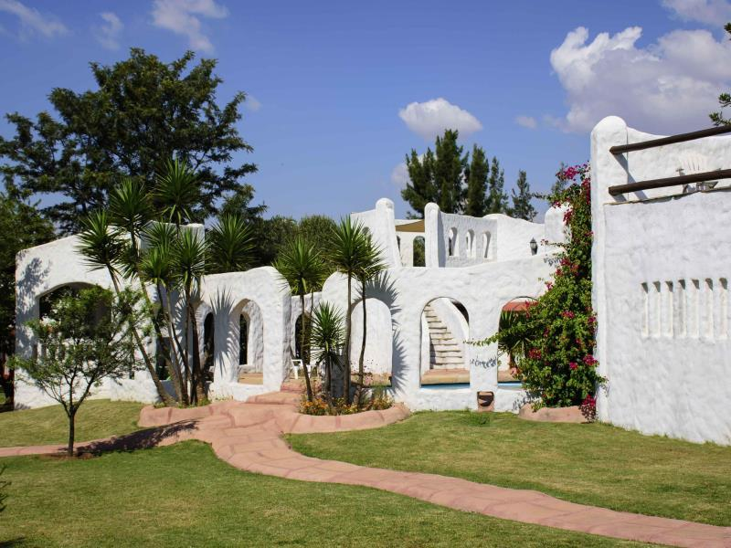 By Bush Telegraph Lodge, City of Johannesburg