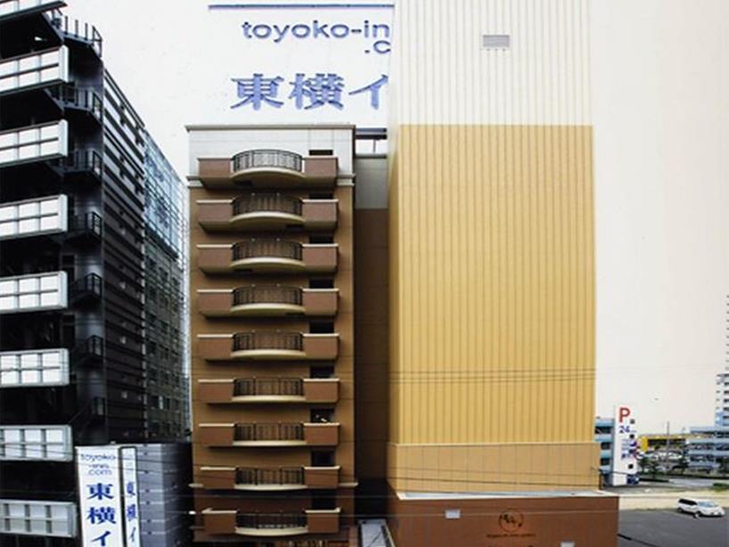 Toyoko Inn Mikawa-Anjyo-eki Shinkansen Minami-guchi