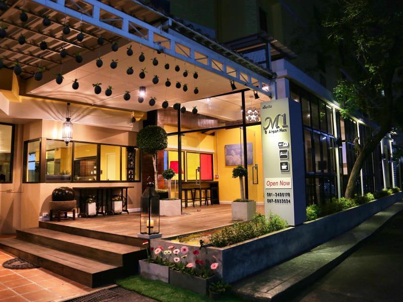 M1 Chiang Mai Boutique Guesthouse, Muang Chiang Mai