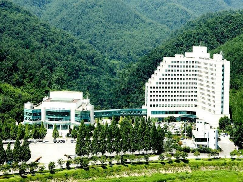 Kumho Hwasun Resort, Damyang