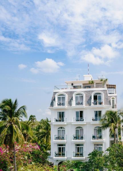 Khách sạn & Spa La Marina