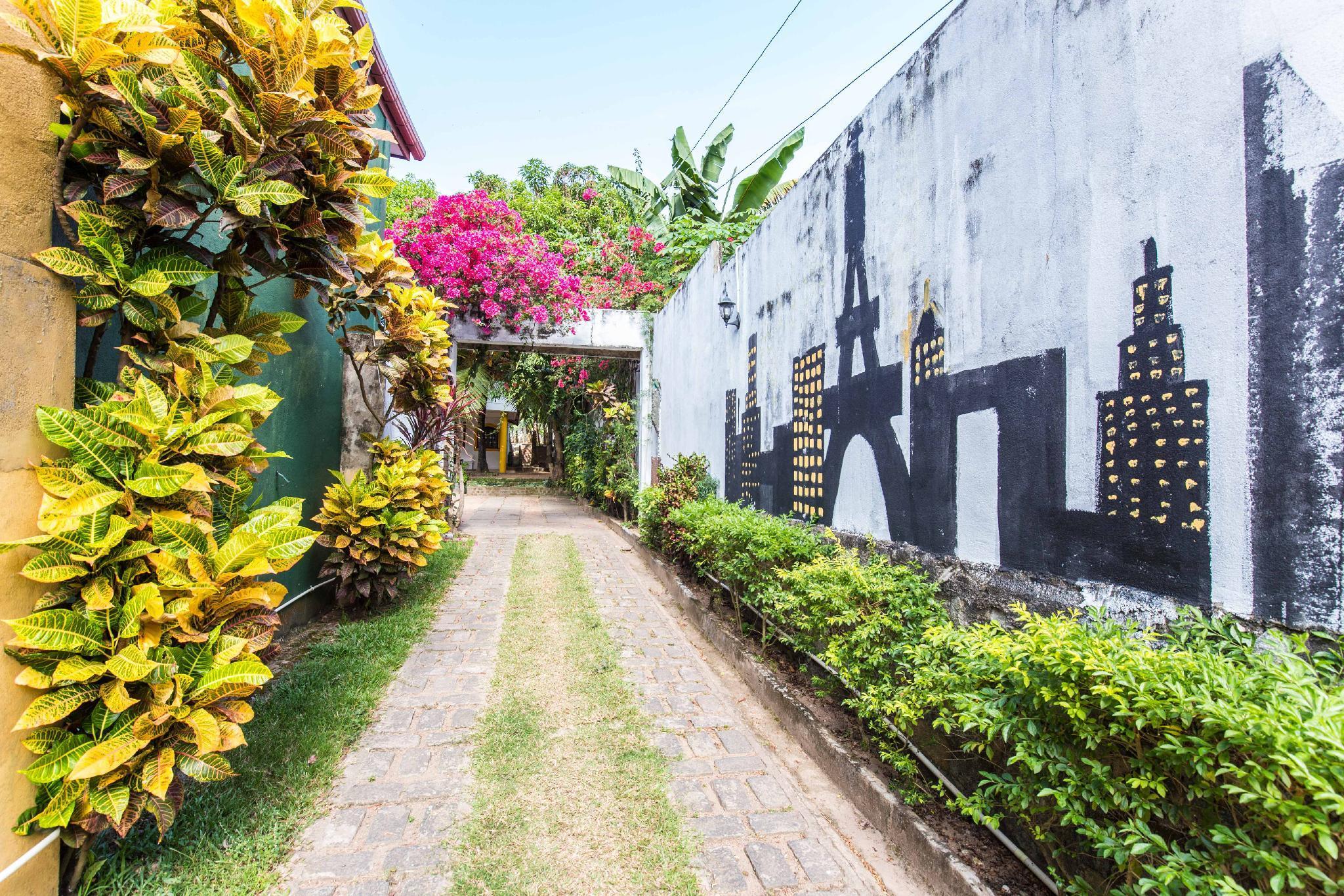Backpackervillas, Sri Jayawardanapura Kotte