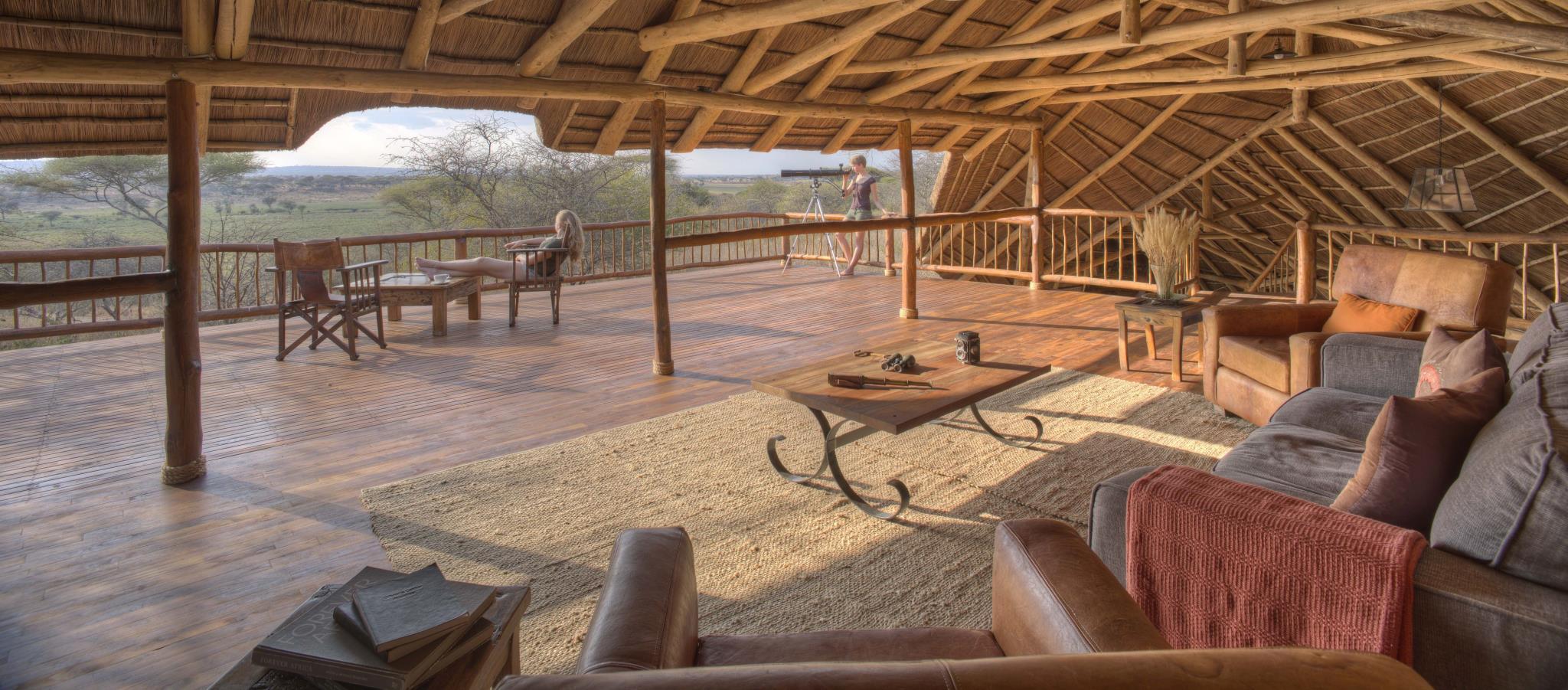 Oliver's Camp Hotel, Babati