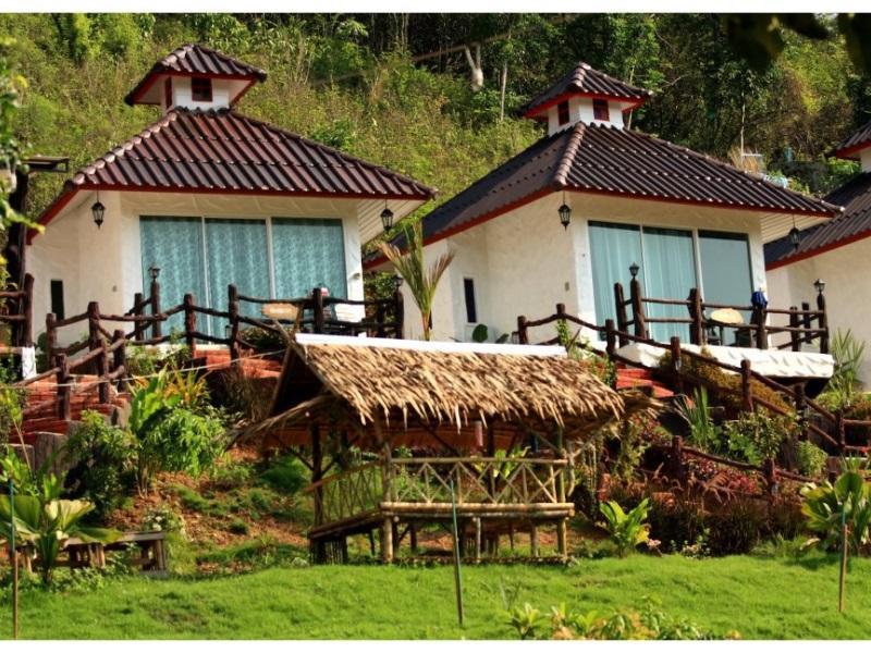 Phumalida Resort, Suan Phung