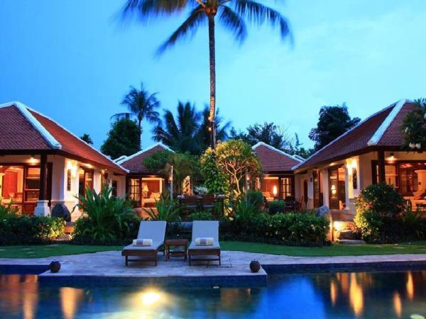 Baan Haad Sai Beach Front Villa Samui Koh Samui