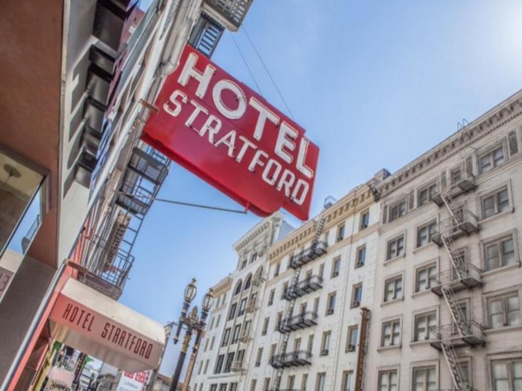 best price on hotel stratford in san francisco ca reviews. Black Bedroom Furniture Sets. Home Design Ideas