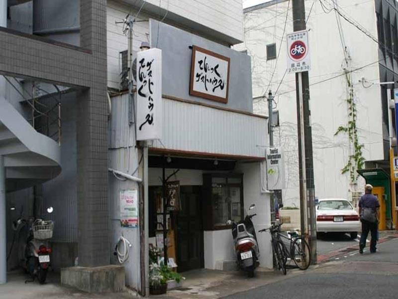 Tentsuku Guesthouse, Kyōtanabe