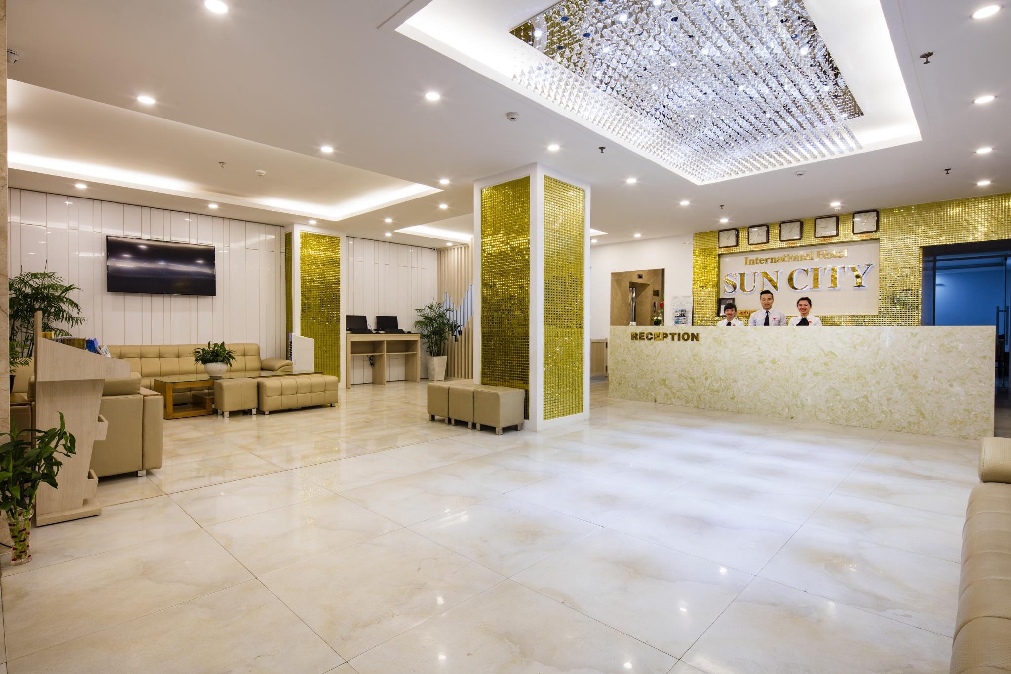 Khách Sạn Sun City Hotel Nha Trang