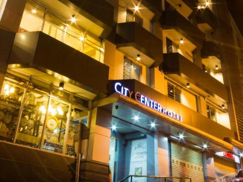 City Center Hotel baguio