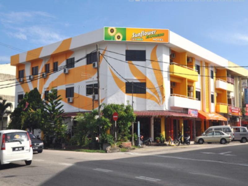 Sunflower Express Hotel, Pontian