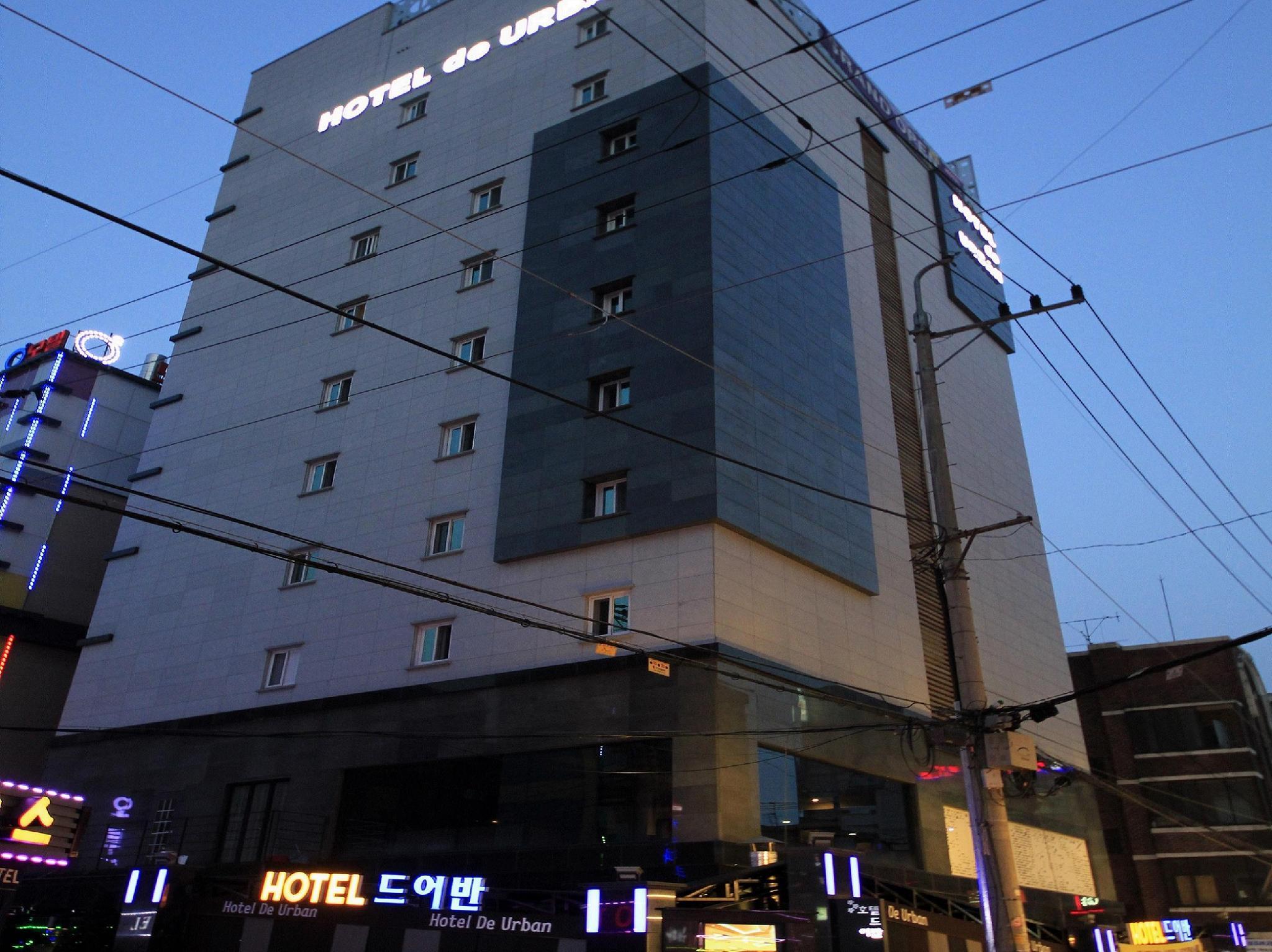 De Urban Hotel, Gangseo