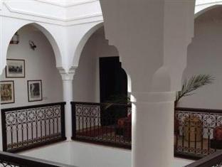 Riad Des Deux Palais, Marrakech