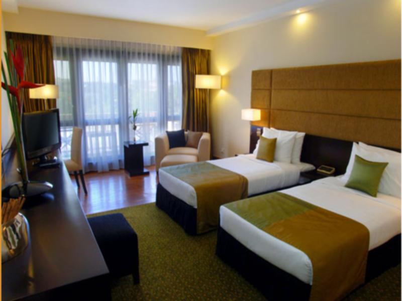 Cinnamon Lakeside Hotel, Colombo