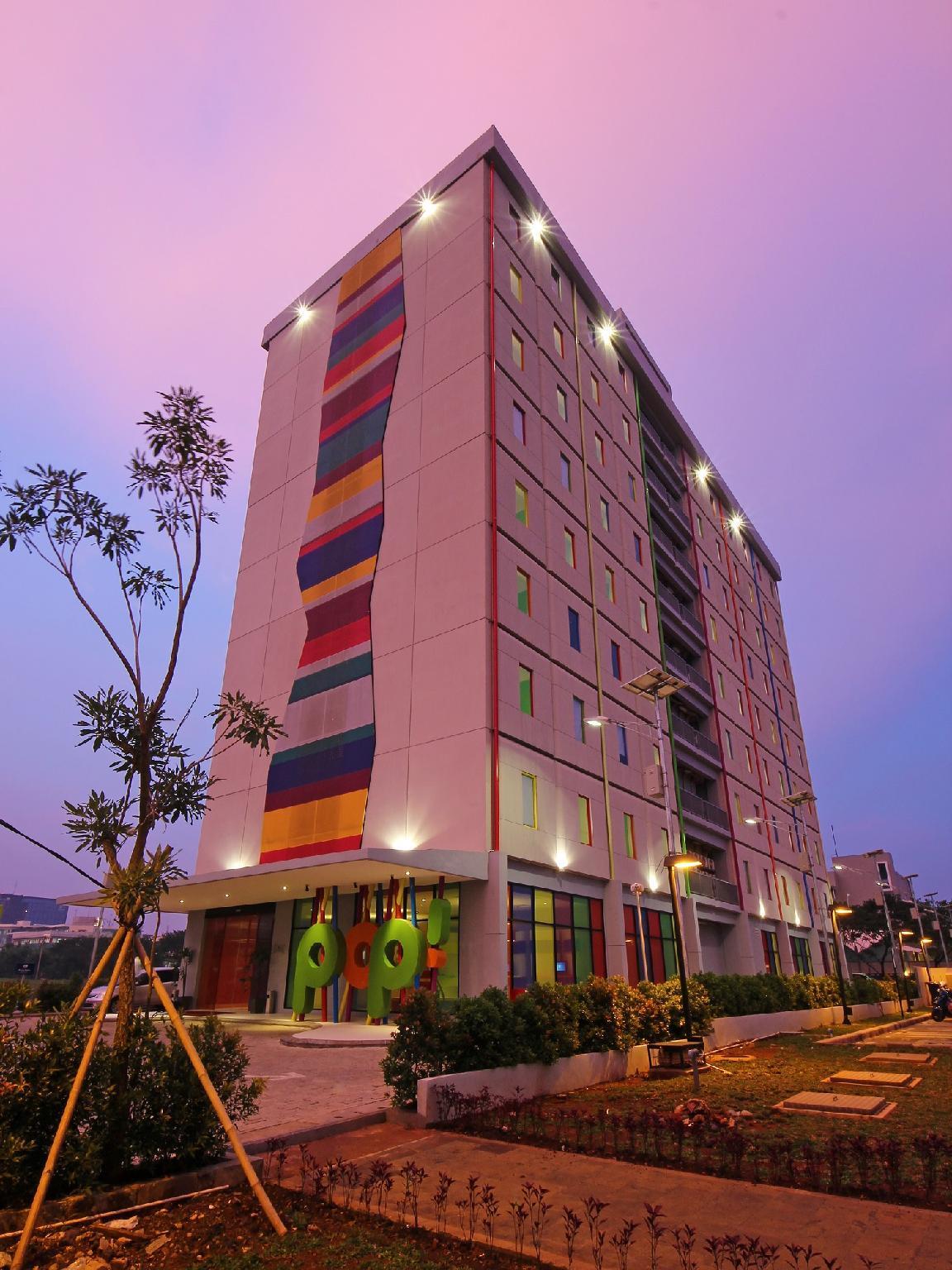 POP Hotel BSD City