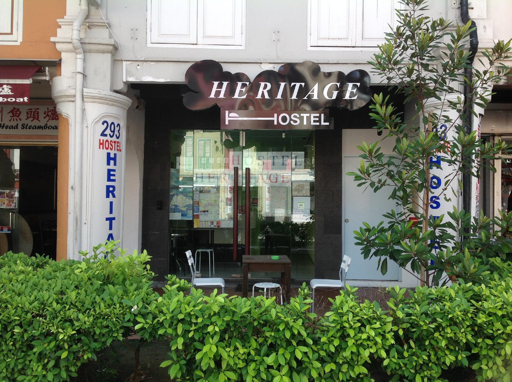 Heritage Hostel, Outram