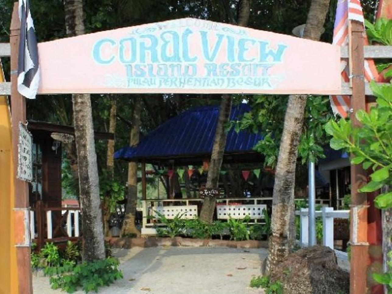 Coral View Island Resort, Besut