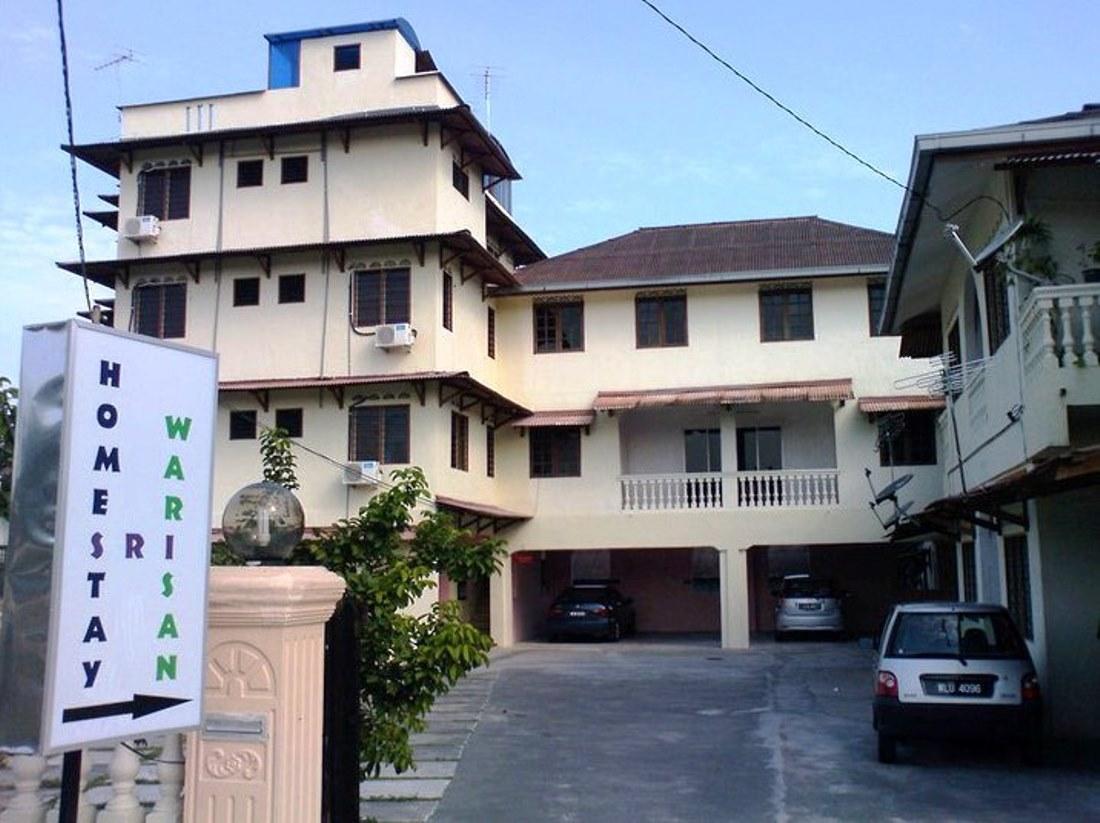 Homestay Sri Warisan, Hulu Langat