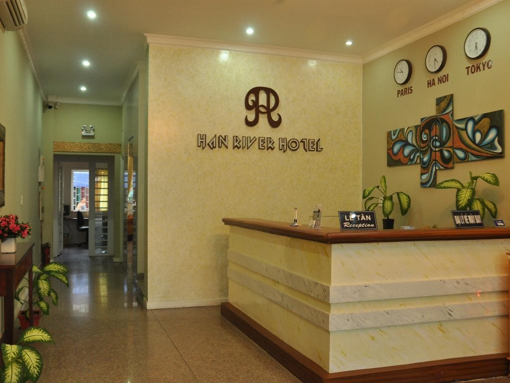 Khách Sạn Hàn River Đà Nẵng – Sông Hàn Hotel