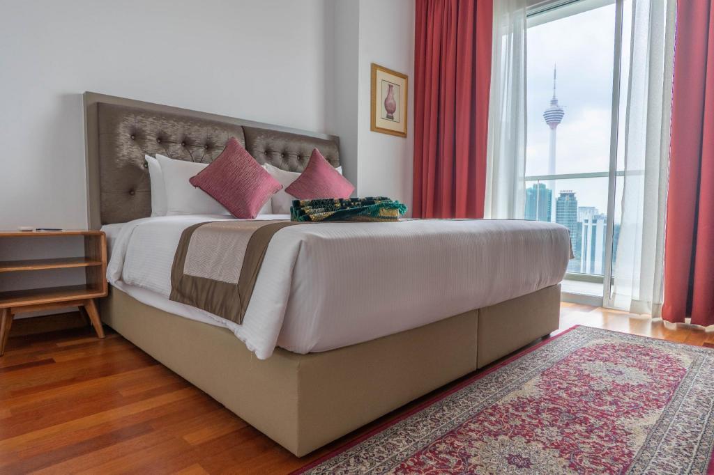 1 Bedroom Suite - Guestroom