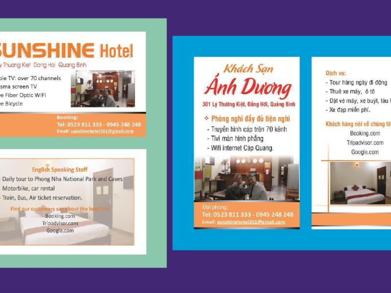 Sunshine Hotel Quang Binh Dong Hoi in Vietnam