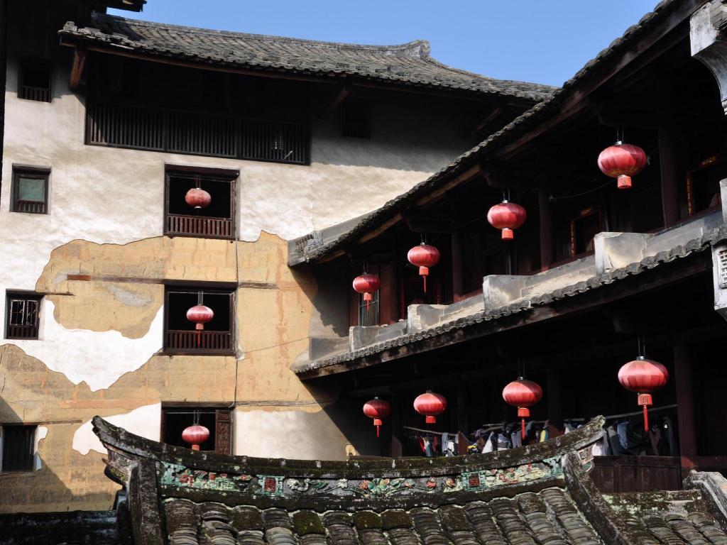 Best Price On Longyan Yongding Tulou Fuyulou Changdi Inn