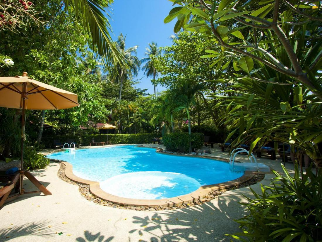 Best Price on Sunrise Tropical Resort in Krabi  Reviews