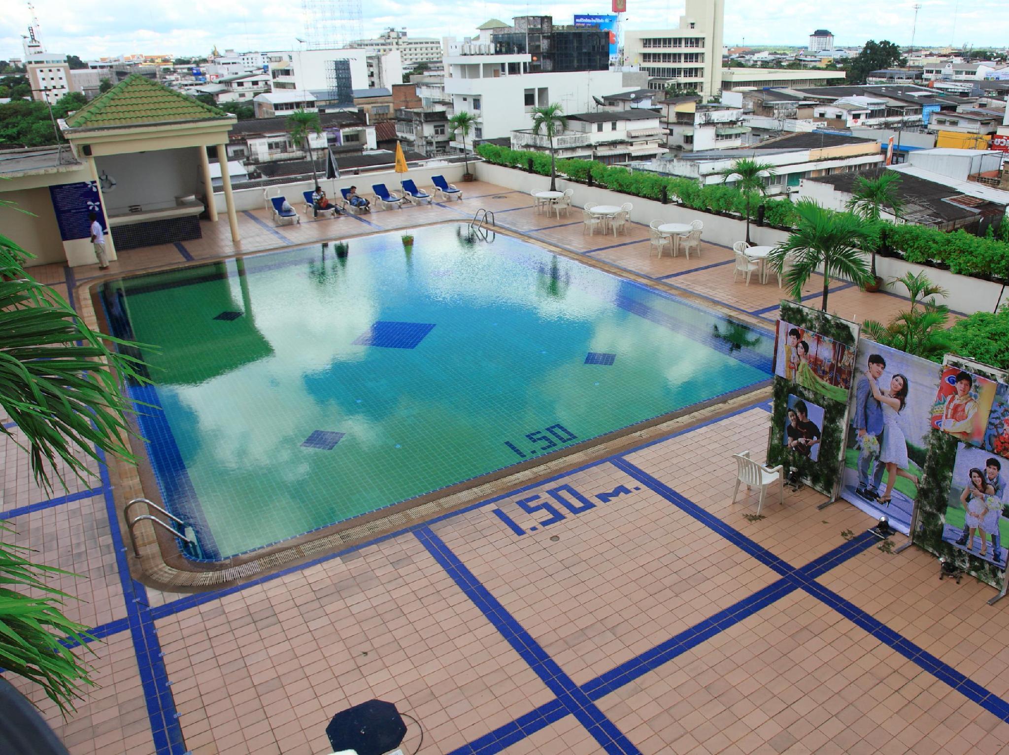 charoen thani khon kaen hotel