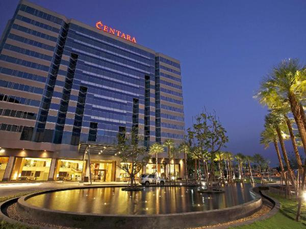 Centara Hotel & Convention Centre Udon Thani Udon Thani