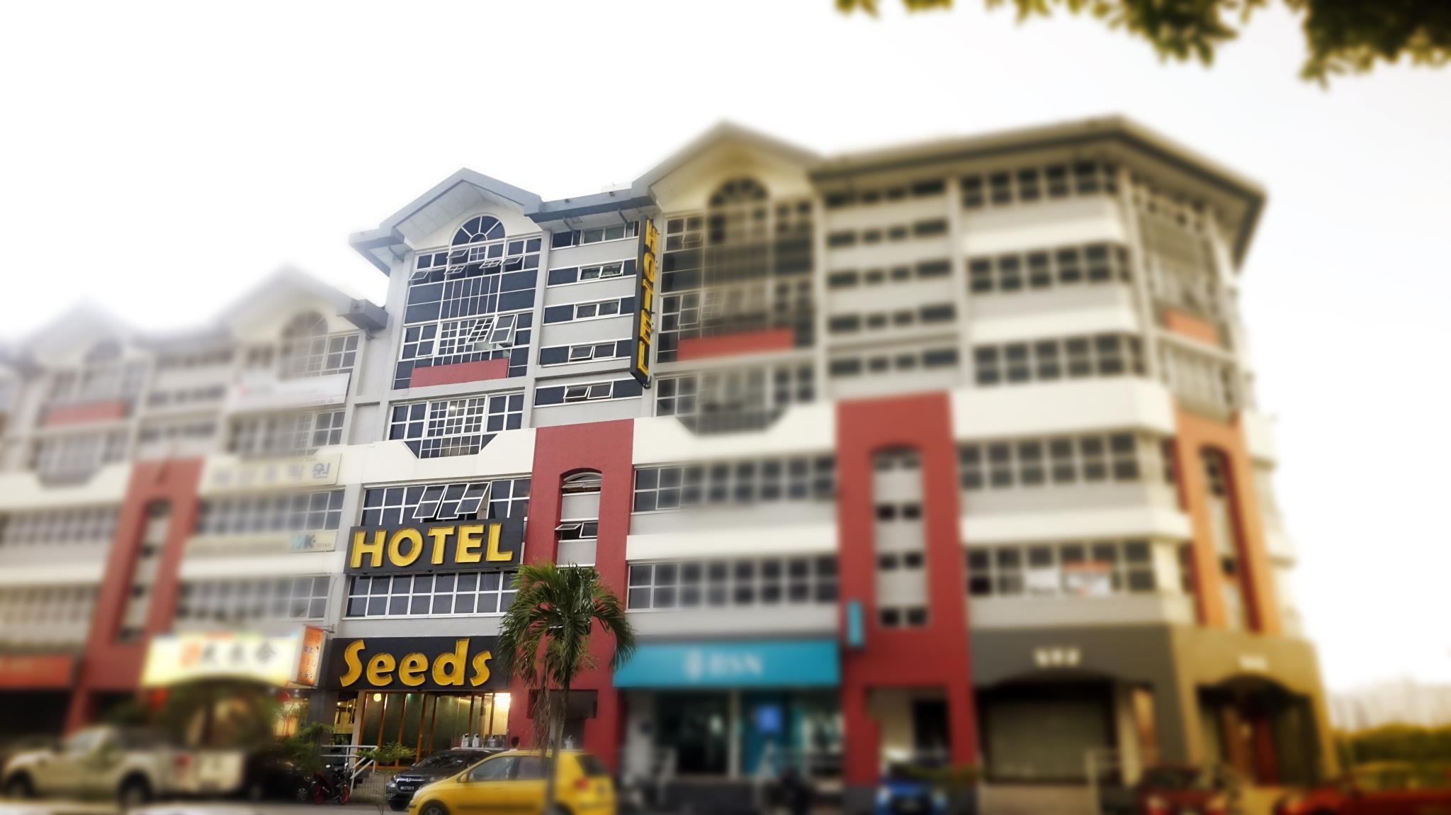 Seeds Hotel Ampang Point, Hulu Langat