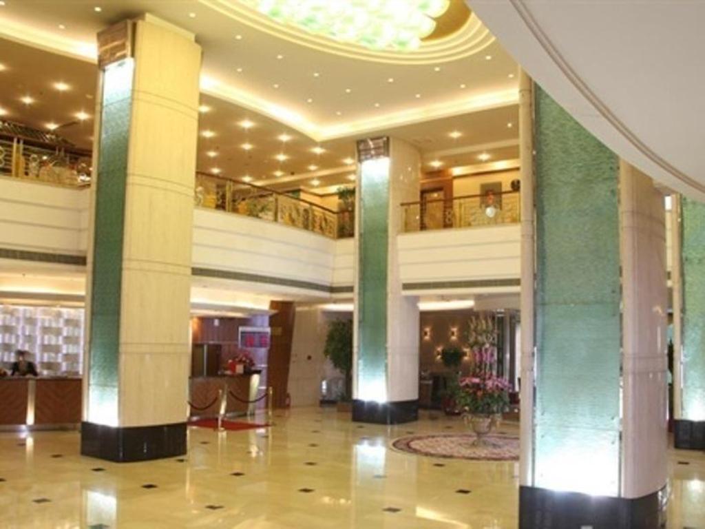 Best Price on Beijing Wuhuan Hotel in Beijing + Reviews!