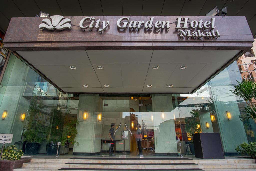 Best Price on City Garden Hotel Makati in Manila Reviews