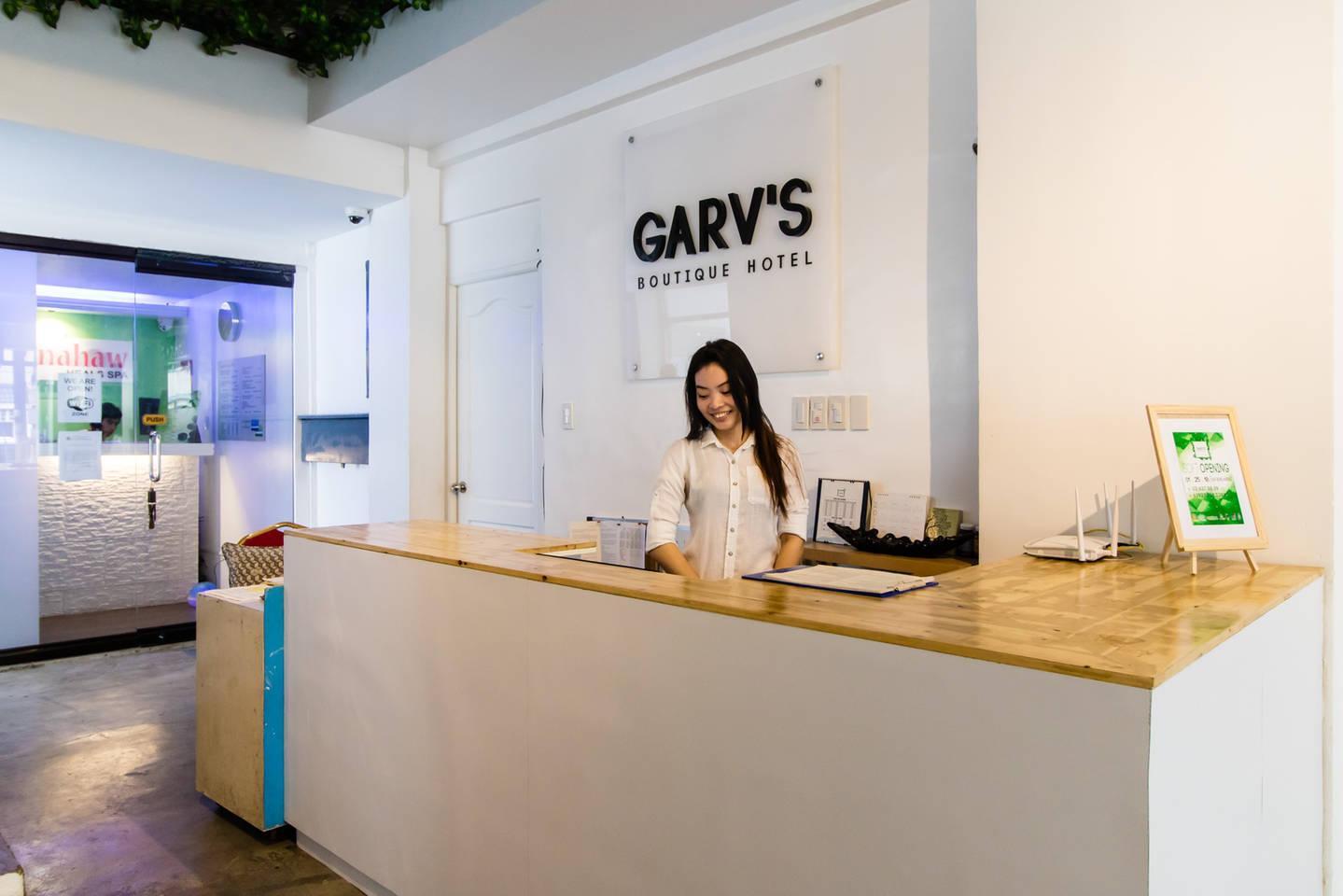 Garv's Boutique Hotel, Mandaluyong