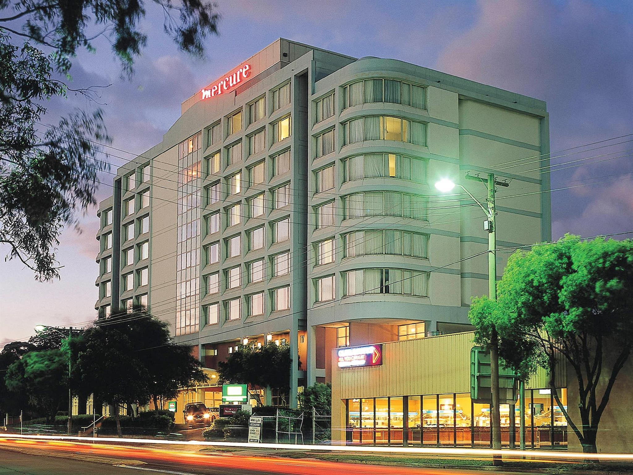 Mercure Hotel Parramatta, Parramatta  - Inner