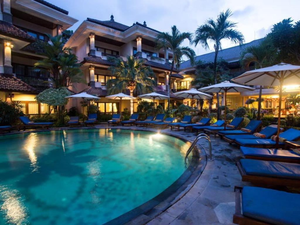 Best price on parigata resort and spa in bali reviews for Bali spa resort
