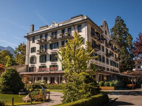 Interlaken Hotel, Interlaken, Switzerland