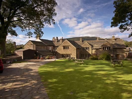The Old Hall Inn, Derbyshire
