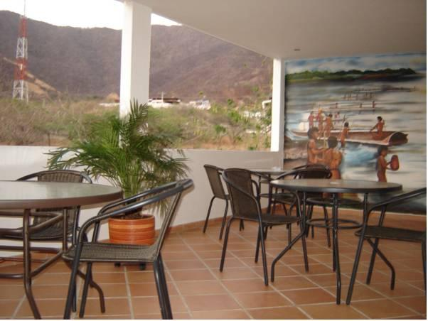 Hotel Ki'Kuxtah, Santa Marta (Dist. Esp.)