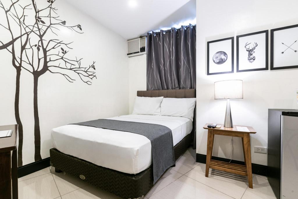 Studio - Bed