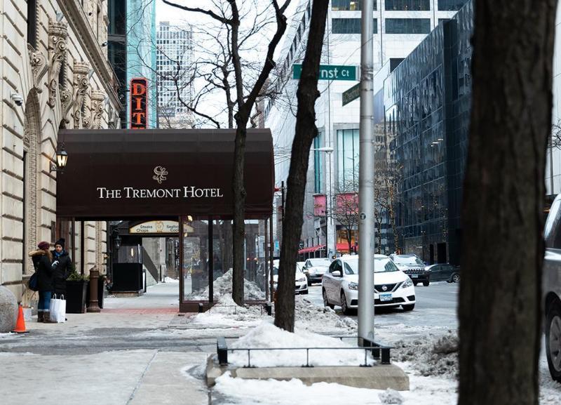 住宿 芝加哥特裡蒙特SB酒店 (Tremont Hotel by SB at Chicago Magnificent Mile) 100 East Chestnut, 華麗一英里, 芝加哥 (IL), 美國, 60611