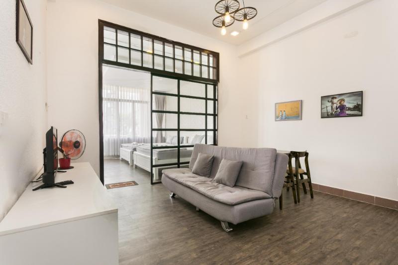 AN Apartment 1 - MTL402 1BR Natural light. Kingbed