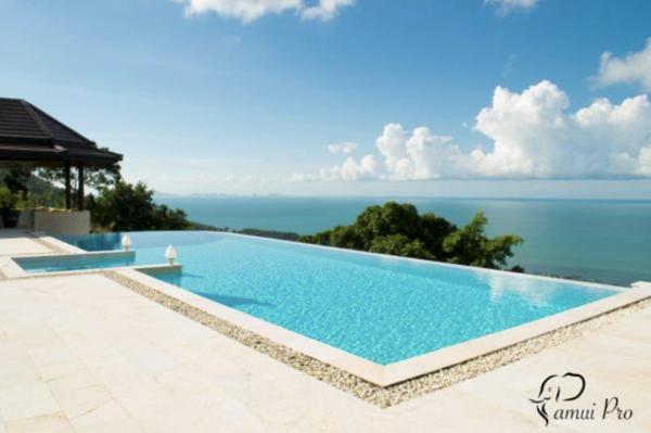 5 Bedroom Seaview Villa Bang Por Koh Samui