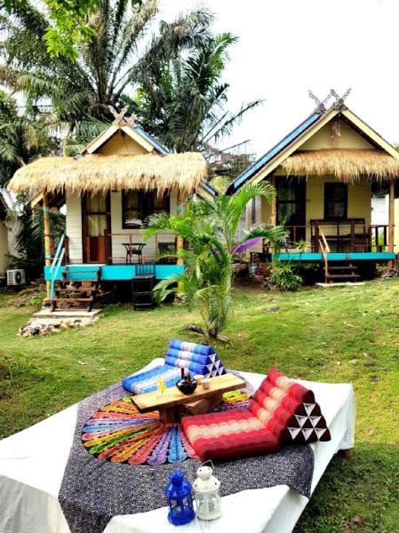 bay yard hut kohchang