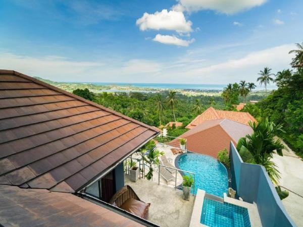 4 Bedroomed Seaview Chaweng Noi - Mattana 1 Koh Samui