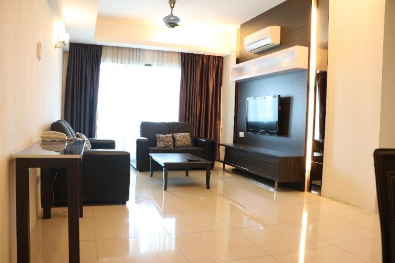 Kinta Riverfront Service Suites Apartment @ Ipoh Town