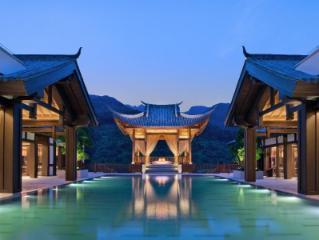 Ξενοδοχείο Banyan Tree Chongqing Beibei