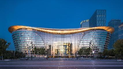 Отель и резиденции InterContinental Tianjin Yujiapu