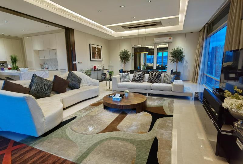 Pavilion Bukit Bintang Modern Suite (3 Bedrooms)