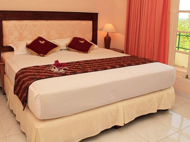 Villa at Hermes Agro Resort & Convention, Tanjung Pinang