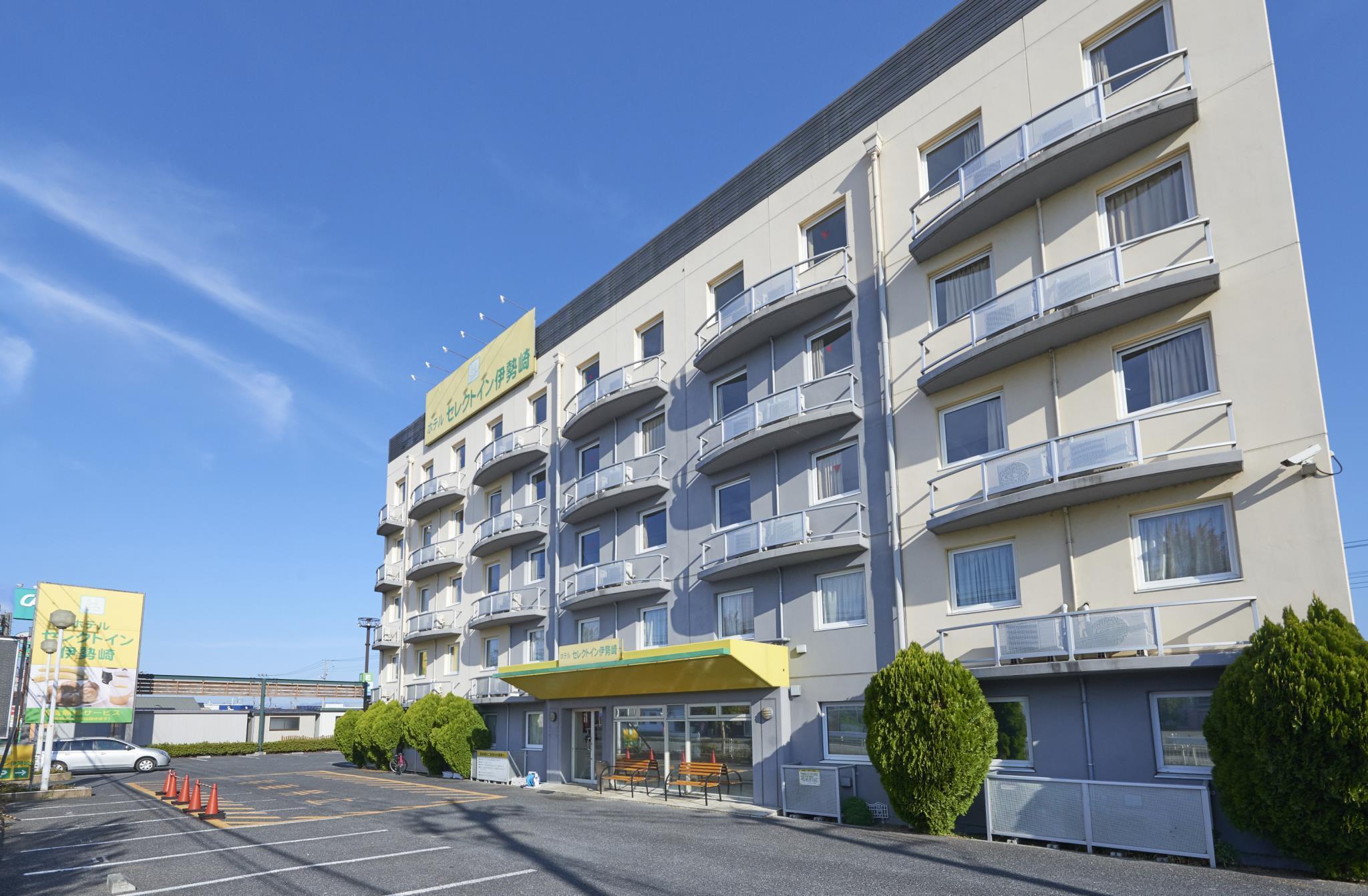 Hotel Select Inn Isesaki, Isesaki