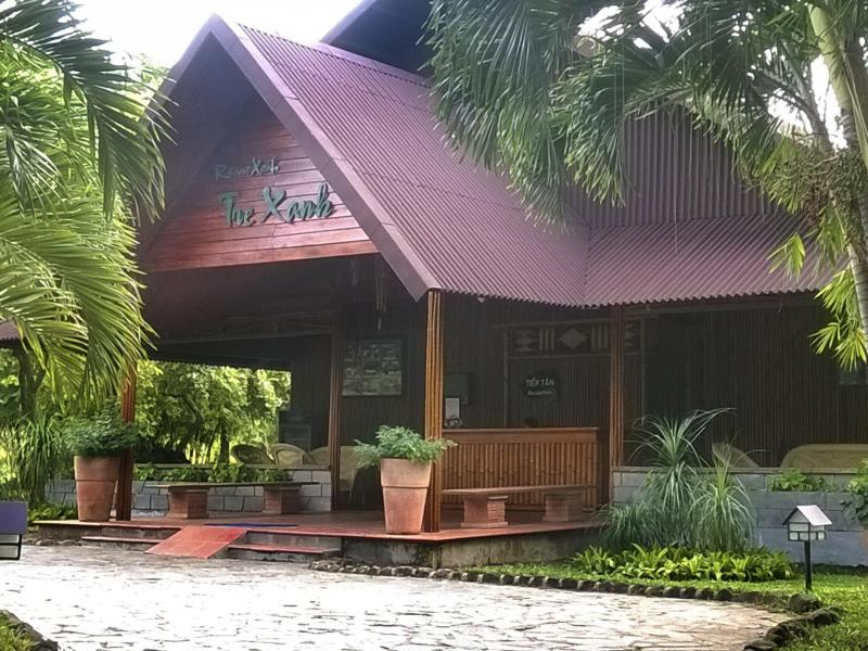 Tre Xanh Hotel - Giang Dien Park